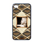 Diamondback i phone cover - Apple iPhone 4 Case (Black)