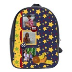 Primary Cardboard Large Backpack 1 - School Bag (Large)
