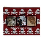 robby1 - Cosmetic Bag (XL)