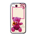 Cutie pie - Iphone case - iPhone 4 Case (Black)