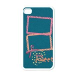 My sweet-Iphone case template - iPhone 4 Case (White)