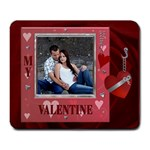 My Valentine Large Mouse Pad - Large Mousepad