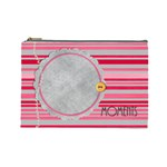 cosmetics bag large - Cosmetic Bag (Large)
