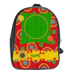 Extreme Fun Lg Pack - School Bag (Large)