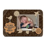 Boys will be Boys 18x12 Placemat - Plate Mat