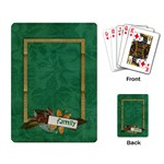 Family, nature-Playing cards - Playing Cards Single Design