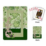 Lucky in Love-playing cards - Playing Cards Single Design