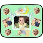 Baby Boy Mini-Blanket - Fleece Blanket (Mini)