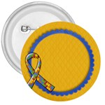 Autism Awareness/ Walk - 3  button