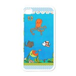 iphone fish case - iPhone 4 Case (White)