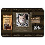 Cat Large Door Mat - Large Doormat