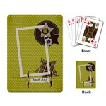 Playing Cards Single Design - Best Dad - Playing Cards Single Design (Rectangle)