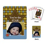 Playing Cards Single Design - You re the Star! - Playing Cards Single Design (Rectangle)