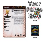 Planet Eaters and Buildings through 3-2 - Playing Cards 54 Designs (Rectangle)