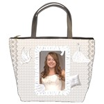 Wedding Bucket Bag