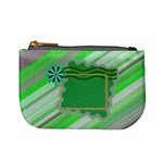 Greeny coin purse - Mini Coin Purse