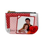 I love you forever - Mini Coin Purse