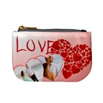 Love of coin bag - Mini Coin Purse