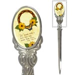 We Loved quote--letter opener