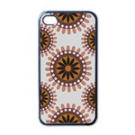 Retro phone cover - iPhone 4 Case (Black)