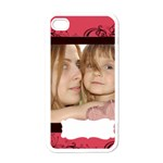 Love Case - Apple iPhone 4 Case (White)