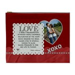 Love Definition XL Cosmetic bag - Cosmetic Bag (XL)