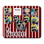 Disney mouse pad template - Large Mousepad