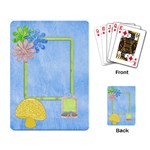 Spring Cuties Playing Cards 1 - Playing Cards Single Design (Rectangle)