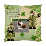 Lassie one side cushion cover - Standard Cushion Case (One Side)