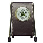 Luck O  The Irish Pen Holder/Desk Clock - Pen Holder Desk Clock