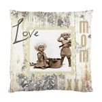 Mom xxxx Double Sided Cushion - Standard Cushion Case (Two Sides)