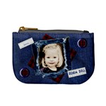 denim doll coin purse - Mini Coin Purse