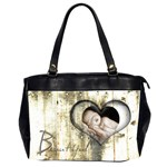 Beautiful Dreamer oversized office bag - Oversize Office Handbag (2 Sides)