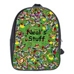 Neal s Stuff - School Bag 3 - School Bag (Large)