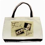 Family Love Tote bag - Basic Tote Bag