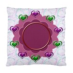 Heart U cushion case - Standard Cushion Case (Two Sides)