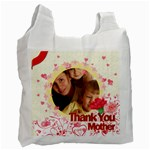 Thank you mother - Recycle Bag (One Side)