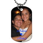 nalani - Dog Tag (One Side)