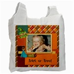 Trick or Treat Recycle-Bag - Recycle Bag (One Side)