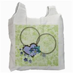 Baby Mine/Love-recycle bag - Recycle Bag (One Side)