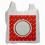 Dots recycle bag - Recycle Bag (One Side)