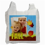 Fall - Recycle Bag (One Side)