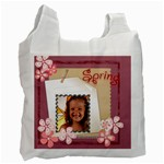 spring - Recycle Bag (One Side)