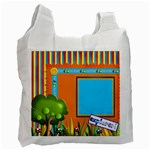 boy oh boy / recycle bag - one side - Recycle Bag (One Side)