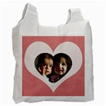 My Heart recycle bag - Recycle Bag (One Side)