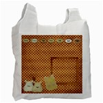 Scents of Christmas Recycle Bag 1 - Recycle Bag (One Side)