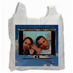 Express Yourself Recycle Bag - Recycle Bag (One Side)