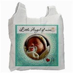 Little Angel of Mine Boy Recycle Bag - Recycle Bag (One Side)