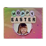 Hoppy Easter XL Easter Treat Bag (Cosmetic Bag) - Cosmetic Bag (XL)