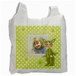 Lime Easter Bag - Recycle Bag (Two Side)